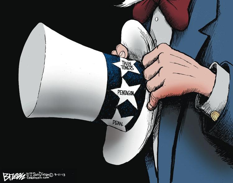 Steve Breen for Sep 11, 2013 Comic Strip
