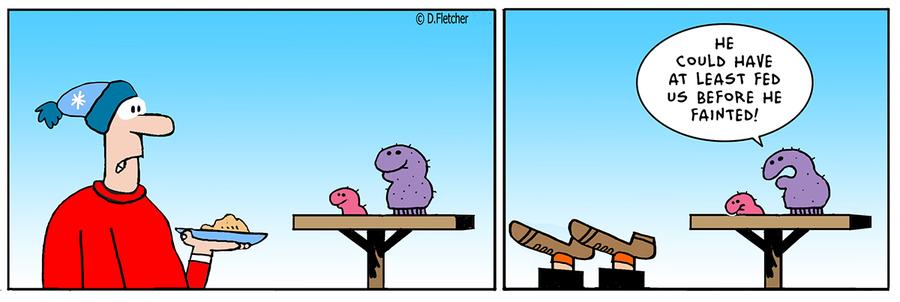 Crumb Comic Strip for December 05, 2018