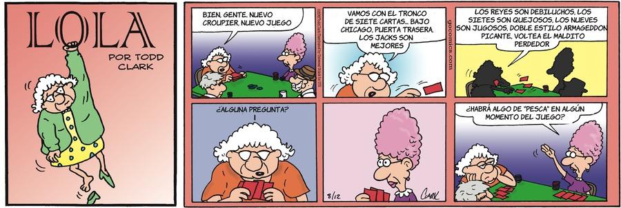 Lola en Español by Todd Clark on Sun, 09 May 2021