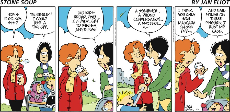 Stone Soup for Mar 3, 2013 Comic Strip