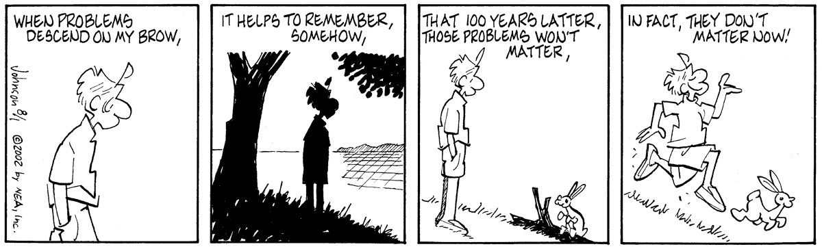 Arlo and Janis Comic Strip for August 01, 2002