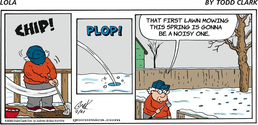 Lola by Todd Clark on Sun, 21 Feb 2021