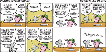 Pearls Before Swine (September 14, 2008)