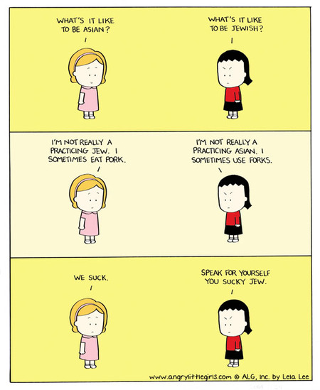Angry Little Girls for Oct 17, 2012 Comic Strip