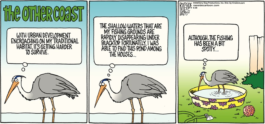 The Other Coast for Jun 8, 2014 Comic Strip