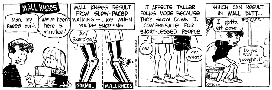 The Norm Classics Comic Strip for September 25, 2021
