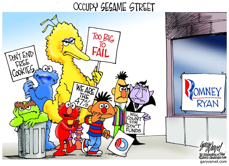 Gary Varvel for Oct 8, 2012 Comic Strip
