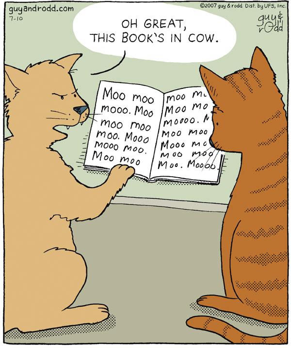 Brevity for Jul 10, 2007 Comic Strip