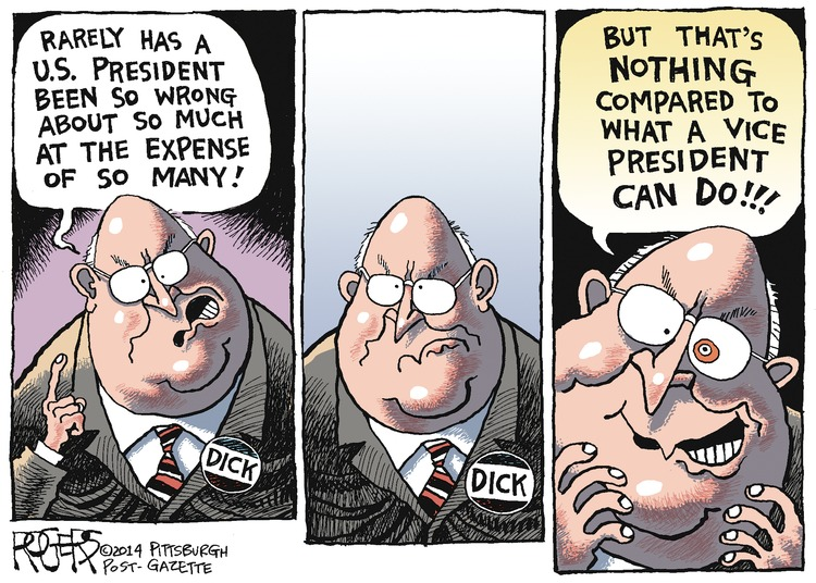 Rob Rogers Comic Strip for June 22, 2014