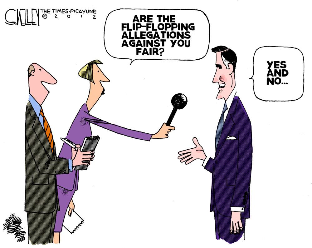 Steve Kelley Comic Strip for January 06, 2012