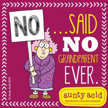 Aunty Acid Comic Strip for July 19, 2019