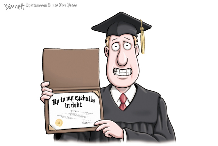 Clay Bennett Comic Strip for May 20, 2016