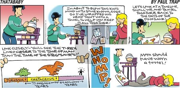 Thatababy on Sunday February 22, 2015 Comic Strip