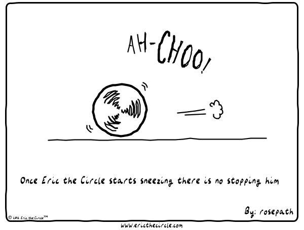 Eric the Circle for Jan 22, 2014 Comic Strip