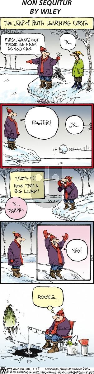 Non Sequitur on Sunday January 27, 2019 Comic Strip