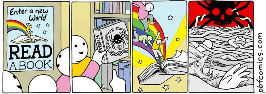 Perry Bible Fellowship by Nicholas Gurewitch on Thu, 07 Jan 2021