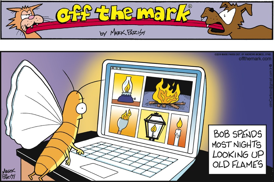 Off the Mark by Mark Parisi for March 10, 2019