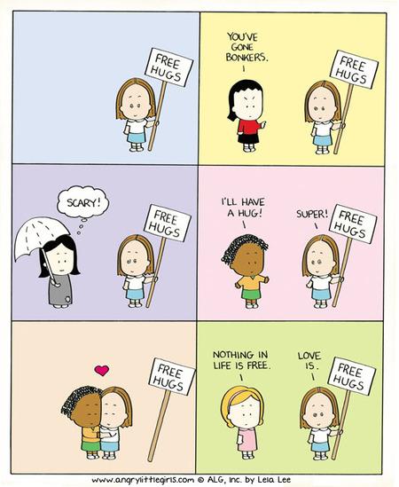 Angry Little Girls Comic Strip for September 03, 2012