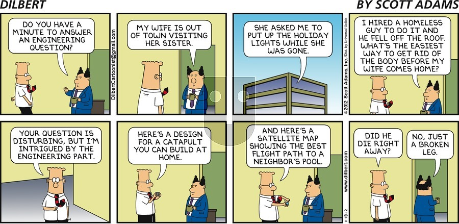 Purchase Comic Strip for 2012-11-18