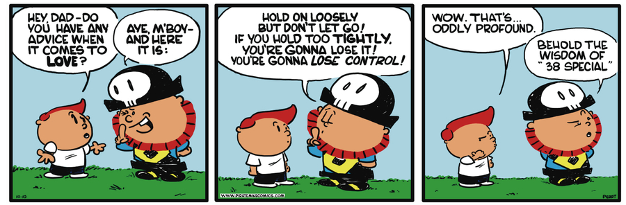 Pirate Mike Comic Strip for December 04, 2018