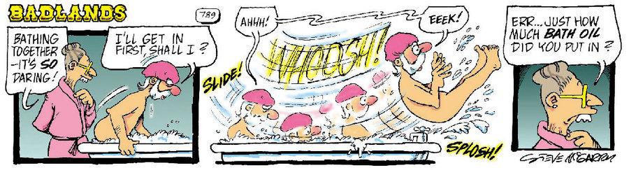 Badlands Comic Strip for April 17, 2021