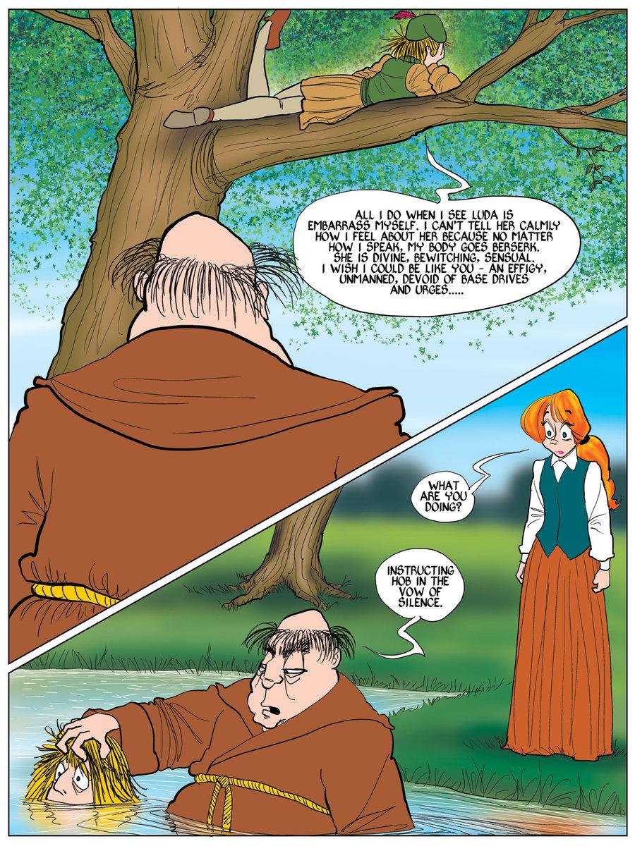 Pibgorn Comic Strip for June 18, 2019