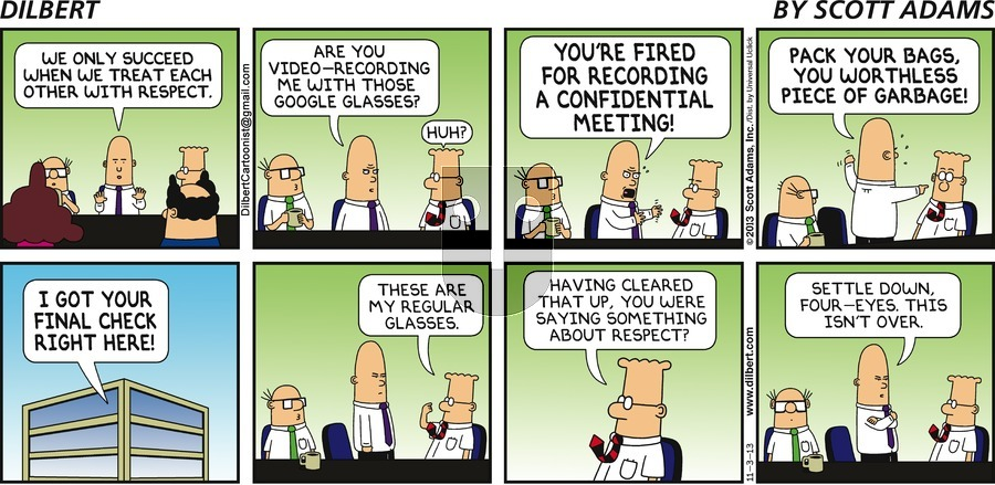 Purchase Comic Strip for 2013-11-03