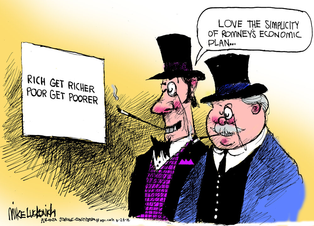 Mike Luckovich Comic Strip for June 24, 2012