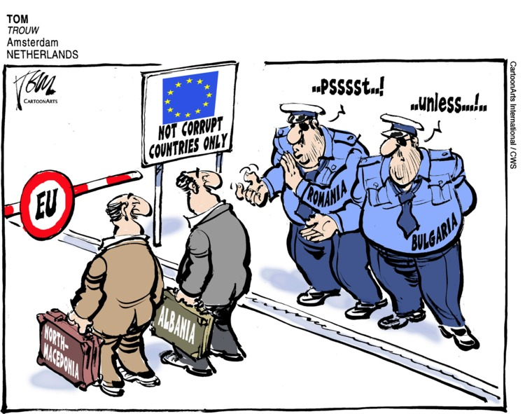 ViewsEurope Comic Strip for October 27, 2019