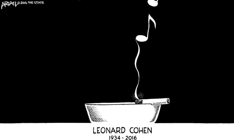 Robert Ariail for Nov 13, 2016 Comic Strip