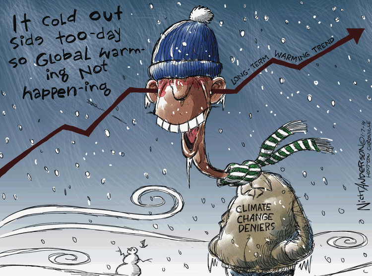 Nick Anderson Comic Strip for January 07, 2014