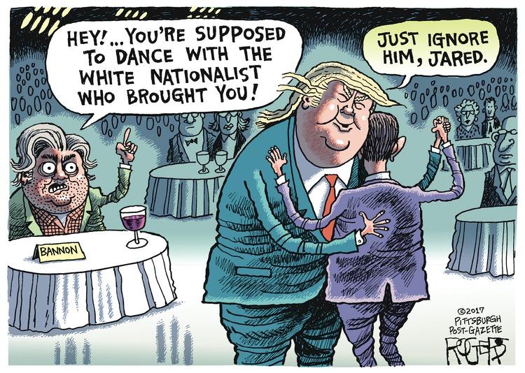 Rob Rogers Comic Strip for April 16, 2017