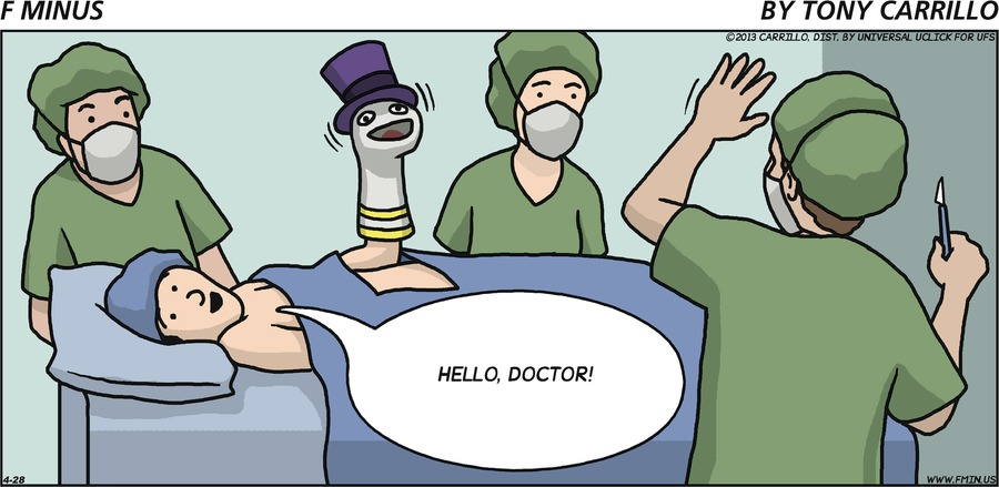 Patient: Hello, doctor!