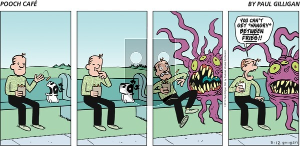 Pooch Cafe on Sunday May 12, 2019 Comic Strip