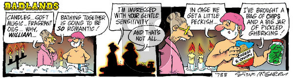 Badlands - Friday April 16, 2021 Comic Strip