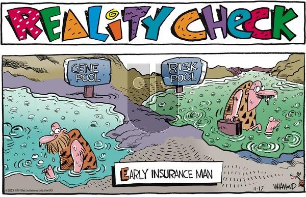 Reality Check on Sunday November 17, 2013 Comic Strip