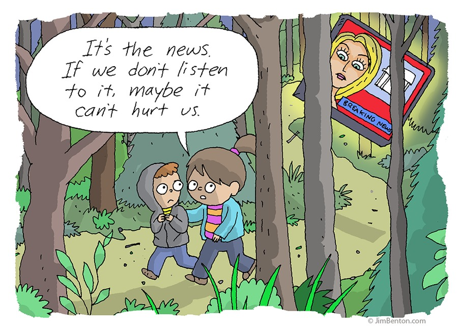 Jim Benton Cartoons Comic Strip for April 02, 2017