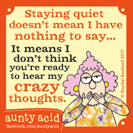 Aunty Acid for Jul 13, 2017 Comic Strip