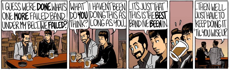 Beardo for Jan 9, 2013 Comic Strip