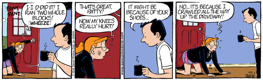 Ben for Jun 12, 2014 Comic Strip