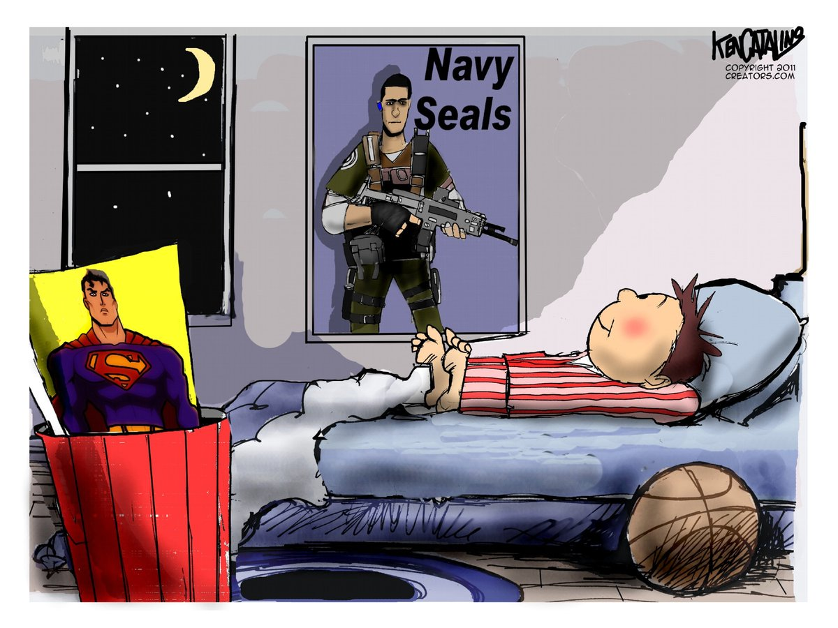 Ken Catalino Comic Strip for May 05, 2011