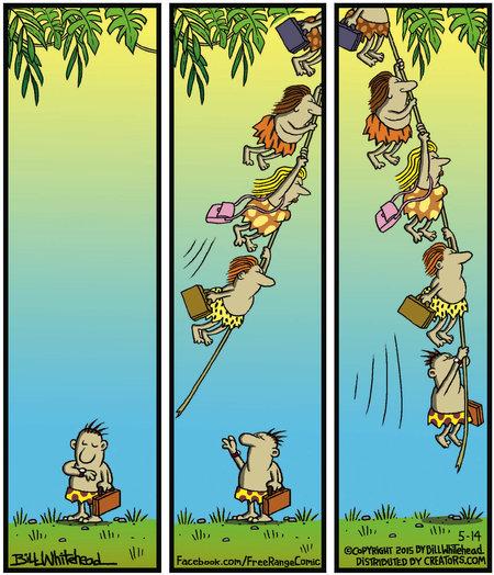 Free Range Comic Strip for May 14, 2015