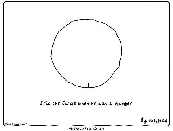 Eric the Circle for Jul 27, 2013 Comic Strip