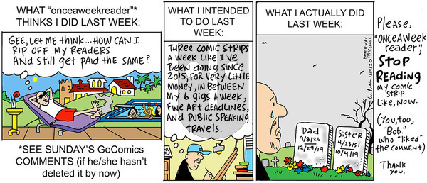 The Big Picture on Tuesday January 14, 2020 Comic Strip