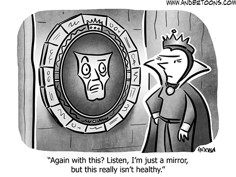 Andertoons by Mark Anderson on Sat, 16 Oct 2021