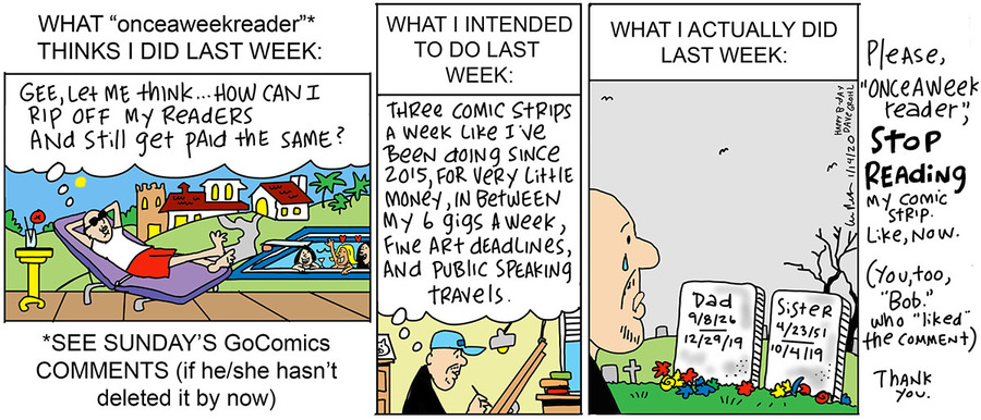 The Big Picture Comic Strip for January 14, 2020
