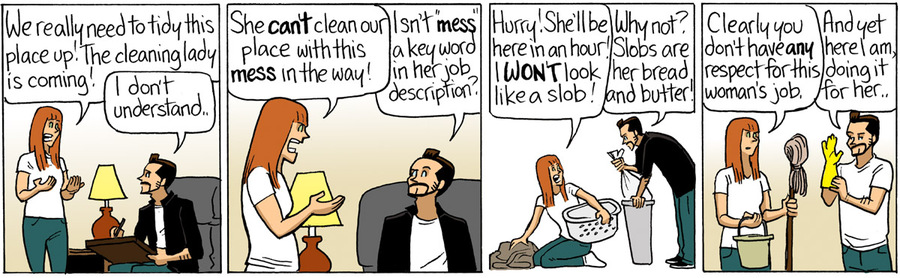 Beardo Comic Strip for October 13, 2015