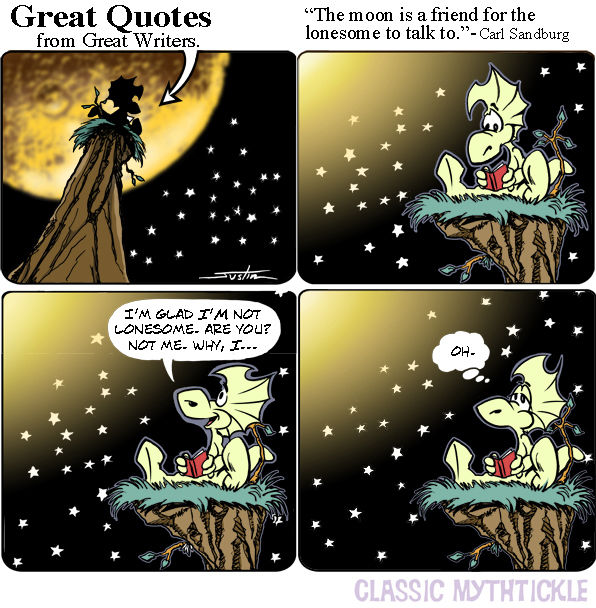 MythTickle Comic Strip for March 12, 2018