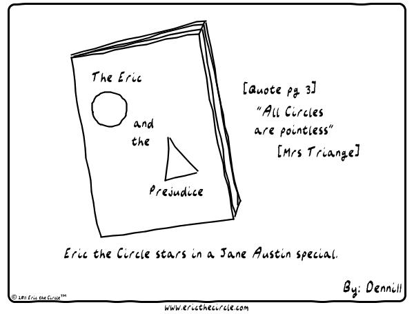 Eric the Circle Comic Strip for October 30, 2017