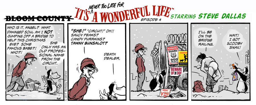 Bloom County 2019 by Berkeley Breathed on Sun, 29 Dec 2019